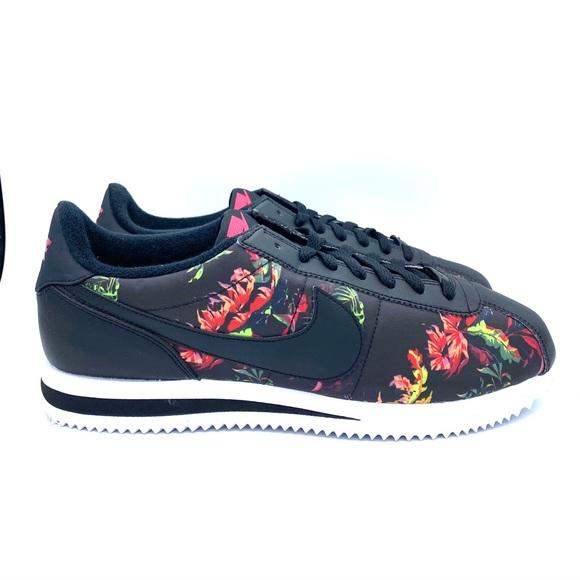 Nike Shoes | Nike Cortez Basic Black